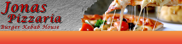Jonas Pizzaria Bundbanner